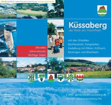 Küssaberg Küssaberg