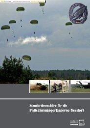 Fallschirmjägerkaserne Seedorf