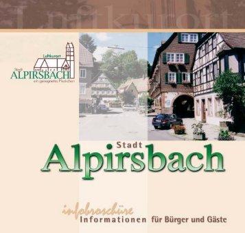 Druckerei Alpirsbach