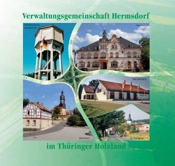 Verwaltungsgemeinschaft Hermsdorf im Thüringer Holzland