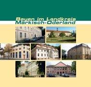 Bauen im Landkreis Märkisch-Oderland - Telefonnummer anzeigen