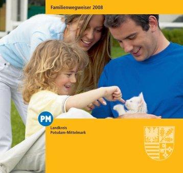 Familienwegweiser 2008 - Total-lokal.de
