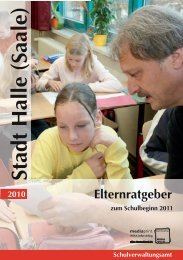 Stadt Halle (Saale)