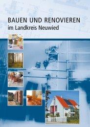 Bauen und Renovieren im Landkreis Neuwied