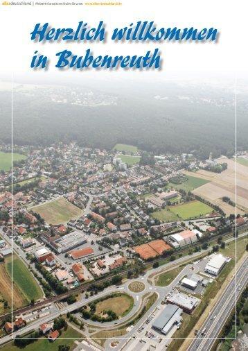Herzlich willkommen in Bubenreuth