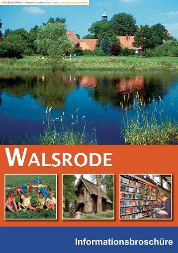 WALSRODE - Telefonnummer anzeigen
