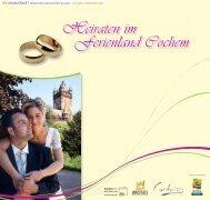 Heiraten im Ferienland Cochem