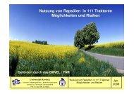 PowerPoint - BBE-OTTi-UNI-Rostock