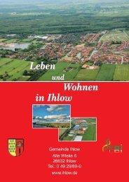Bürger-Informationsbroschüre der Gemeinde Ihlow - Total-lokal.de