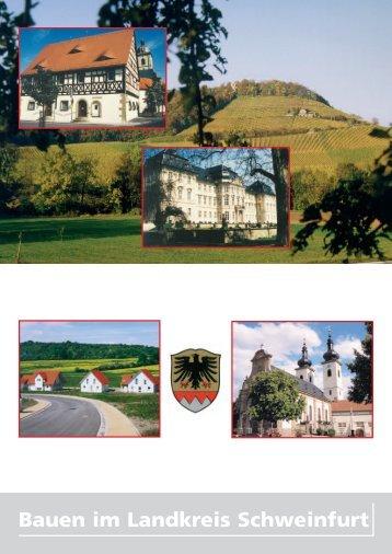 Bauen im Landkreis Schweinfurt