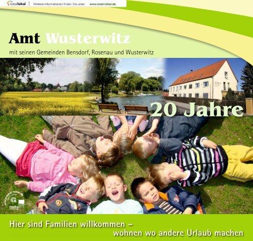 Amt Wusterwitz - Total-lokal.de