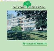 Das Hülser Krankenhaus
