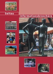 Bürgerinformationsbroschüre Soltau