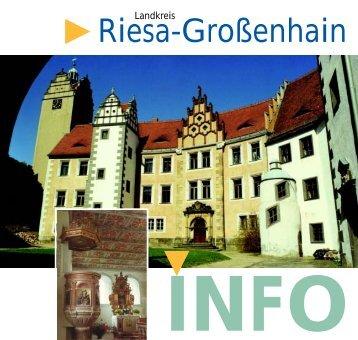 Der Landkreis Riesa-Großenhain