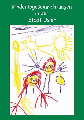 Kindertageseinrichtungen in der Stadt Uslar - Total-lokal.de