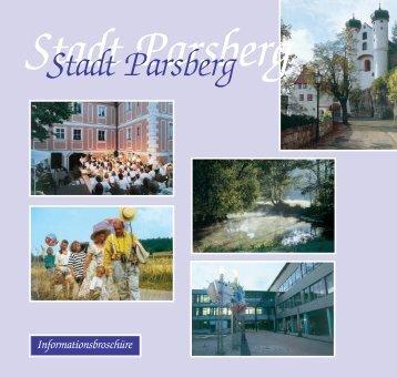 Stadt Parsberg