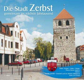 """Gewerbegebiet III """"Am Feuerberg"""" in Zerbst"""