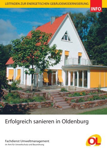 Erfolgreich sanieren in Oldenburg