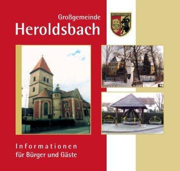 Der Gemeinderat der Gemeinde Heroldsbach