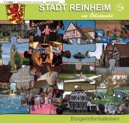 64354 Reinheim - Telefonnummer anzeigen