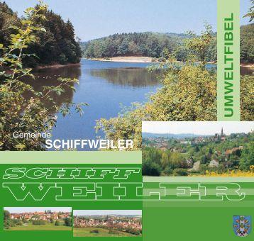 Umweltfibel der Gemeinde Schiffweiler - Telefonnummer anzeigen