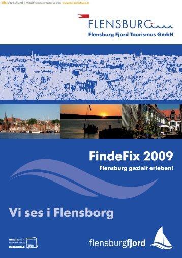 FindeFix 2009 Vi ses i Flensborg