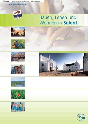 Selenter magazine for Bauen und leben coesfeld