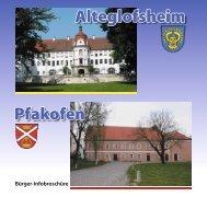 Alteglofsheim Pfakofen - Total-lokal.de