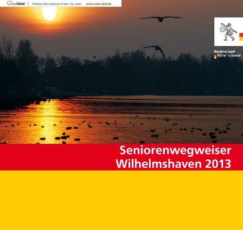Seniorenwegweiser Wilhelmshaven 2013