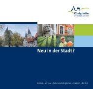 Bürger-Informationsbroschüre der Stadt Königslutter - Total-lokal.de
