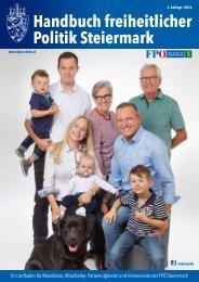 Handbuch Freiheitlicher Politik Steiermark | 2. Auflage