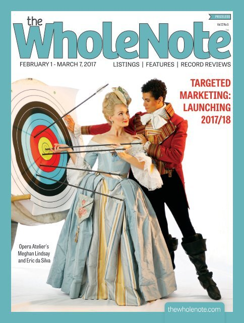 Volume 22 Issue 5 - February 2017