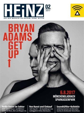 HEINZ Magazin Bochum 02-2017