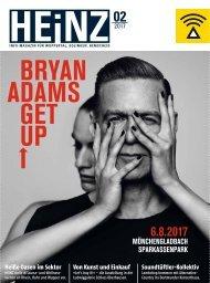HEINZ Magazin Wuppertal 02-2017