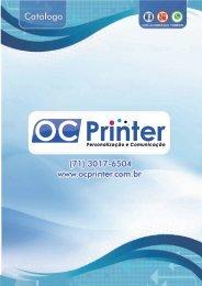 CATALOGO OC Printer 2017