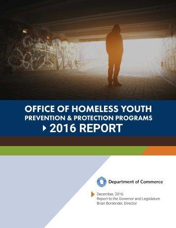 2016 REPORT