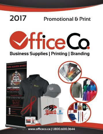 Promotional & Print