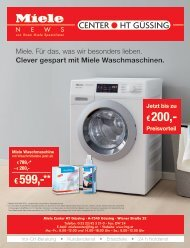 Miele Center HT Guessing News