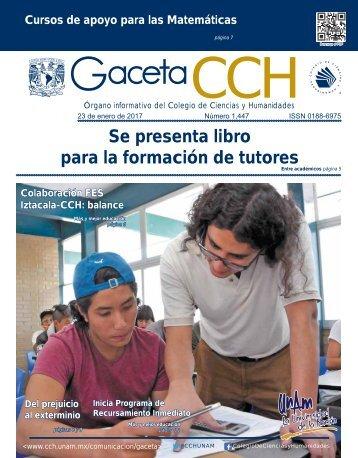 Se presenta libro para la formación de tutores