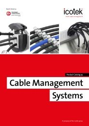 icotek Cable Entry Systems from icotek