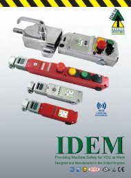 IDEM Product CATALOG