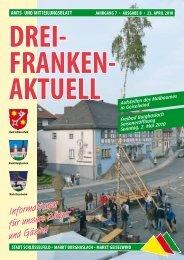 franken- aktuell aMtS - Geiselwind