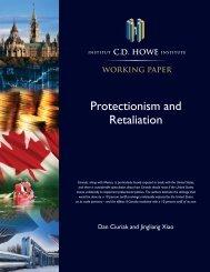 Protectionism and Retaliation