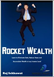 Rocket wealth at any income 2