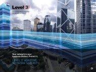 LEVEL 3 ADAPTIVE NETWORK SECURITY
