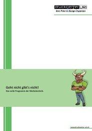 ImagebroschürePrint