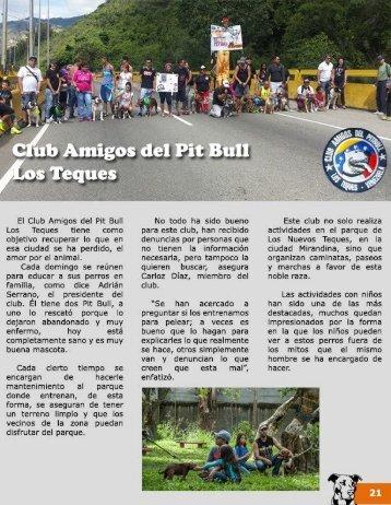 21 Club Los Teques