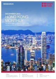 HONG KONG MONTHLY
