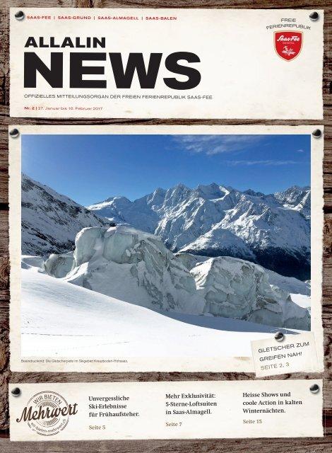 Allalin News Nr. 2/2017