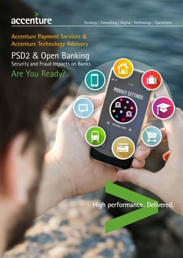PSD2 & Open Banking Are You Ready?